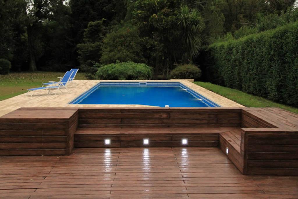 Deck madera providencia