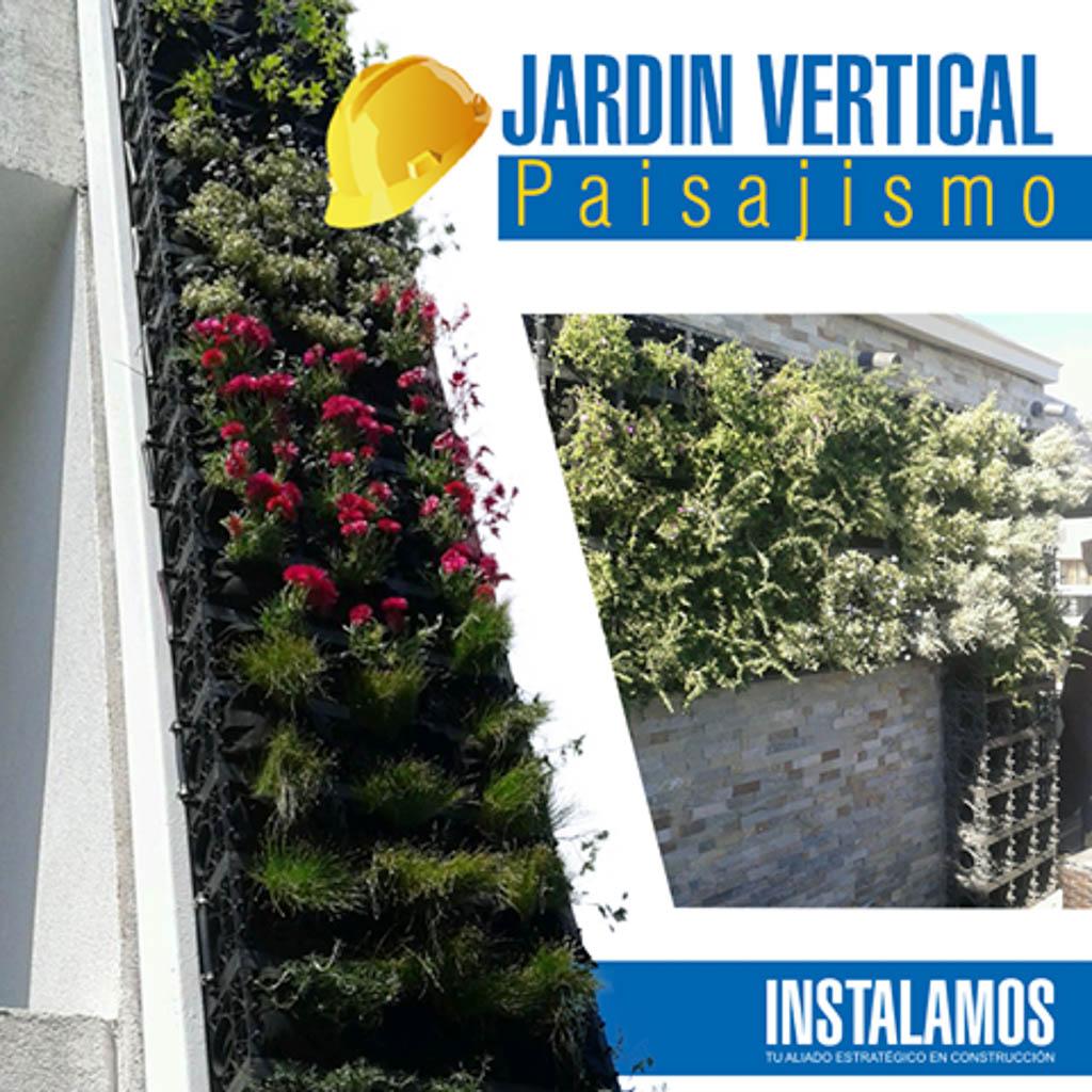 Jardin Vertical Instalamos